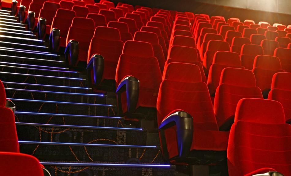 The grande movie theater